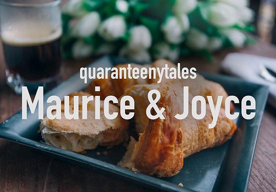 Maurice & Joyce