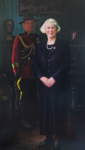 The Honorable Lois E. Hole, Lieutenant Governor of Alberta