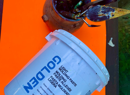 Impasto: The Natural Beauty of Thick Paint