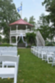 Outdoor Ceremony at a Park in MN