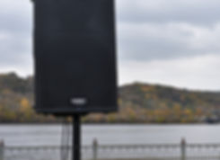 Wedding Ceremony Sound Speaker
