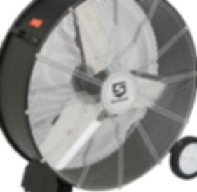 "30"" commercial event fan"