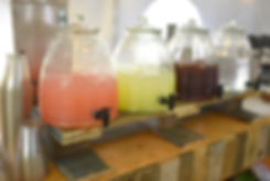 Glass 2.2 Gallon Cold Beverage Dispensers