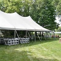 Wedding Reception Tent