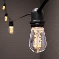 Edison LED Tent Lighting