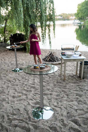 Wedding High Top Tables