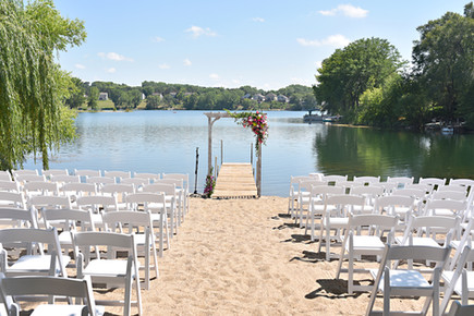 Wedding Chairs & Arbor