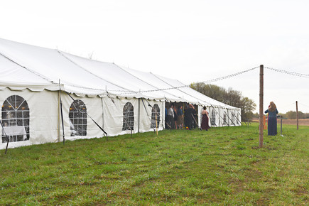 Wedding Pole Tent