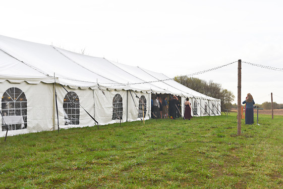 Wedding Pole Tent