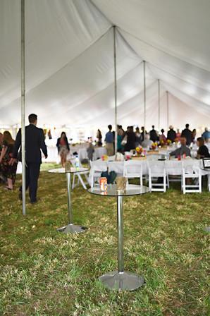 Wedding Reception High Top Tables