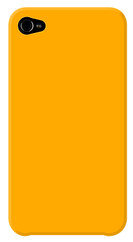 Yellow iPhone Cover