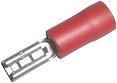 red female terminal