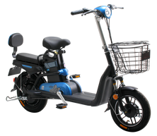 JL E MOTORCYCLE-14inch Clear margin 48V.