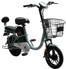 JL E MOTORCYCLE-14inch clear sweet 48V.p