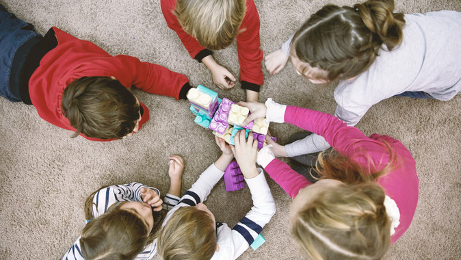 Shared Experiences: Military Brat Cousins