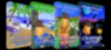 The Campervan Bushman Mystery Series