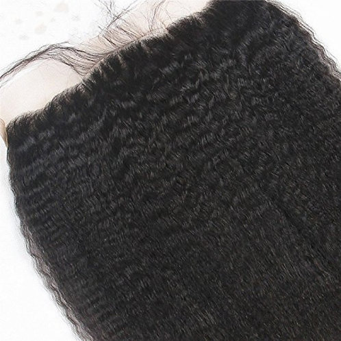 Virgin Kinky Straight Lace Frontal