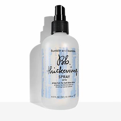 Thickening Hairspray