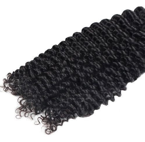 Virgin Brazilian Curly