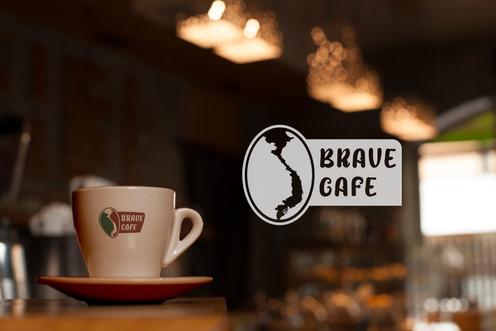 Logo - Brave Cafe