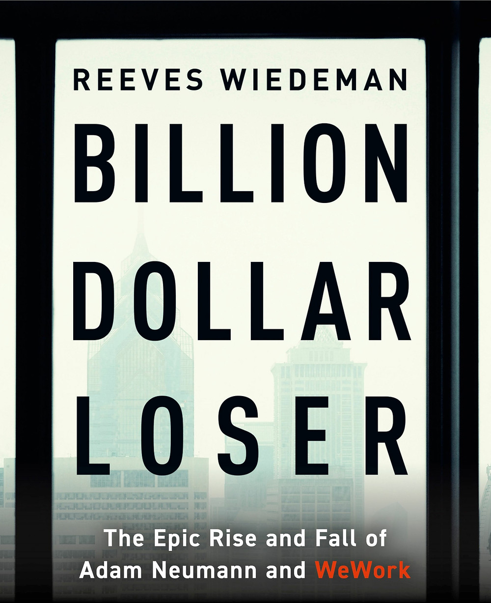Book cover of billion dollar loser