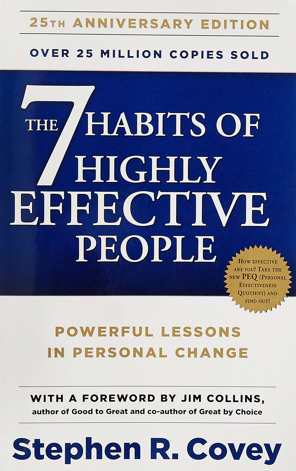 Book Cover: 7 Habits Of Highly Effective People