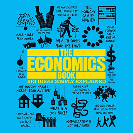 11 Best Books On Economics: Must Read By All At Least In 2021