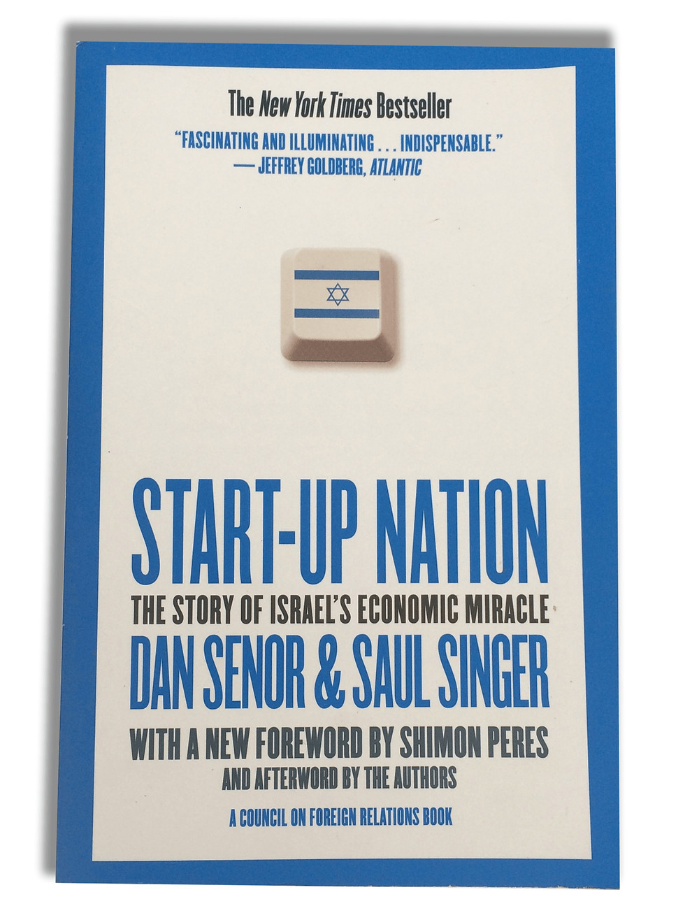 Book Cover: Start-Up Nation