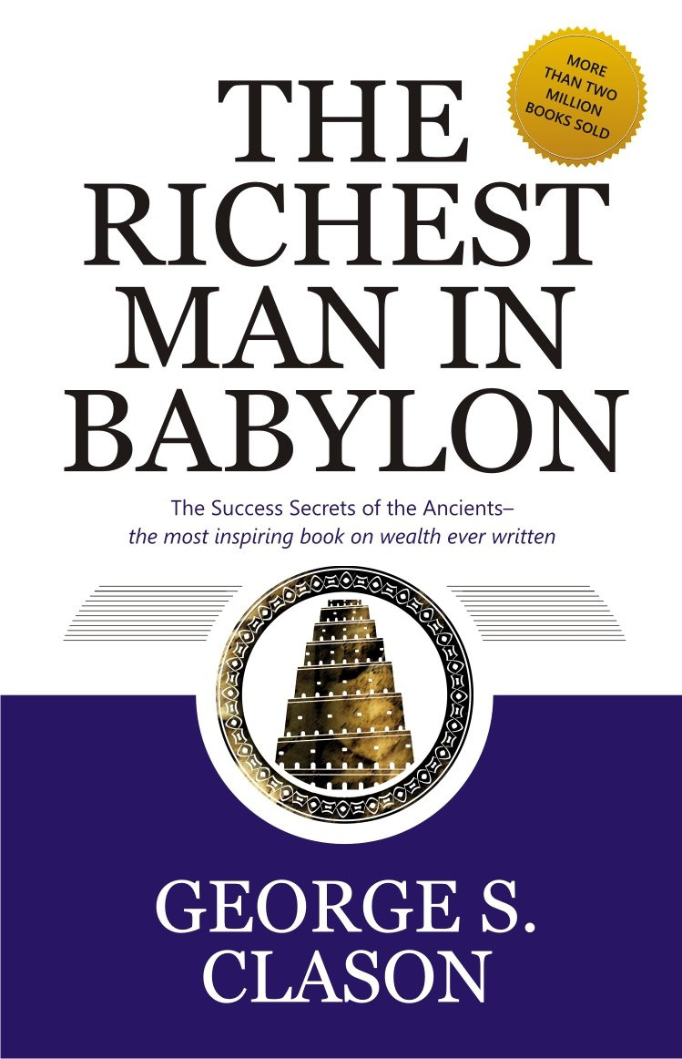 Book summary the richest man in babylon