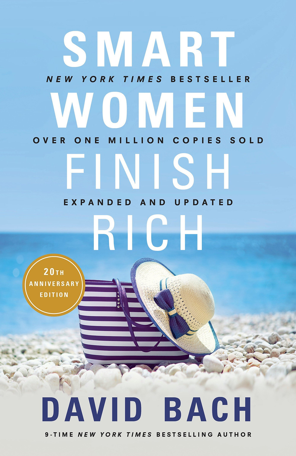 Book cover: Smart Women Finish Rich by David Bach