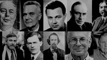 10 Best Economists till 20th Century & Their Books