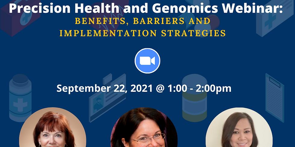Precision Health and Genomics Webinar