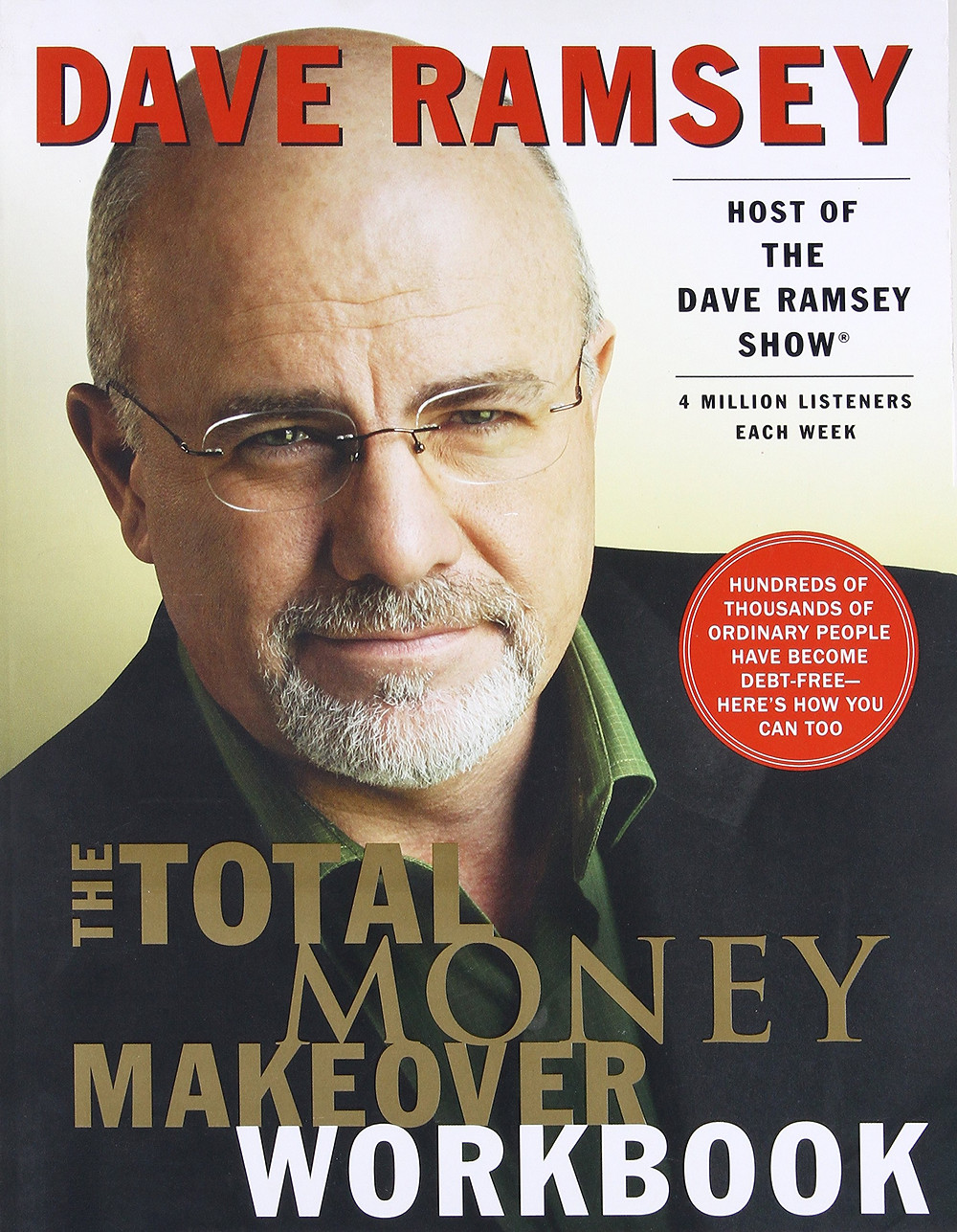 Book cover: Total Money Makeover by Ramsey