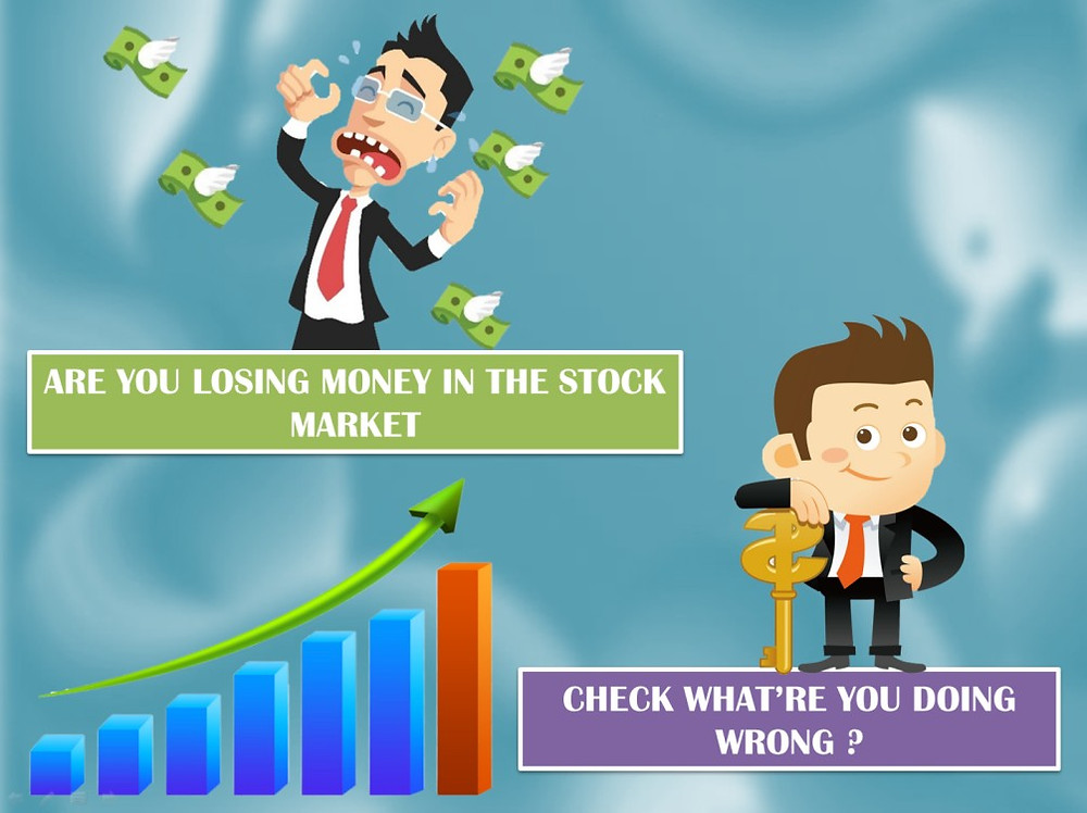 I lost money in stock market