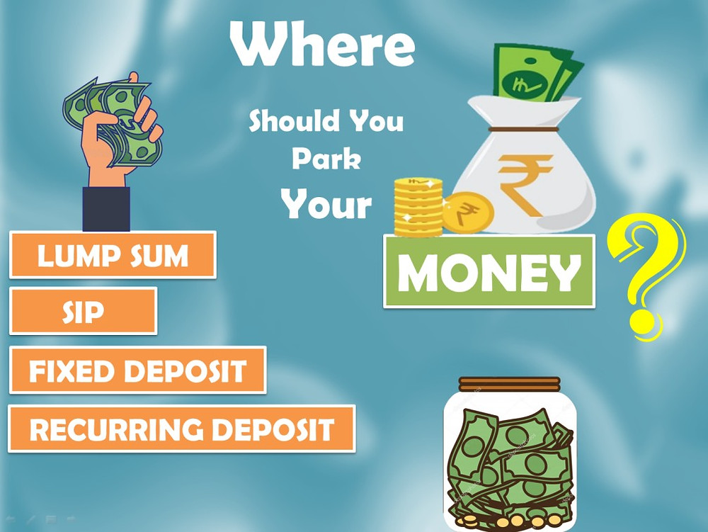 What is A Fixed Deposit, Recurring Deposit, Mutual Fund and SIP? Which is best?