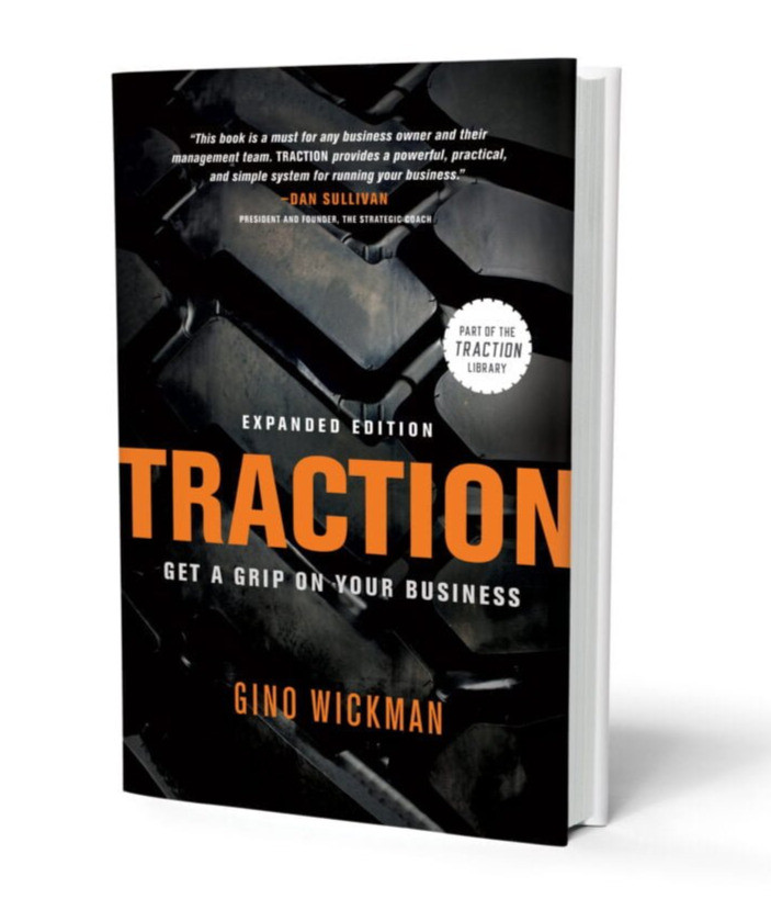 Book Cover: Traction