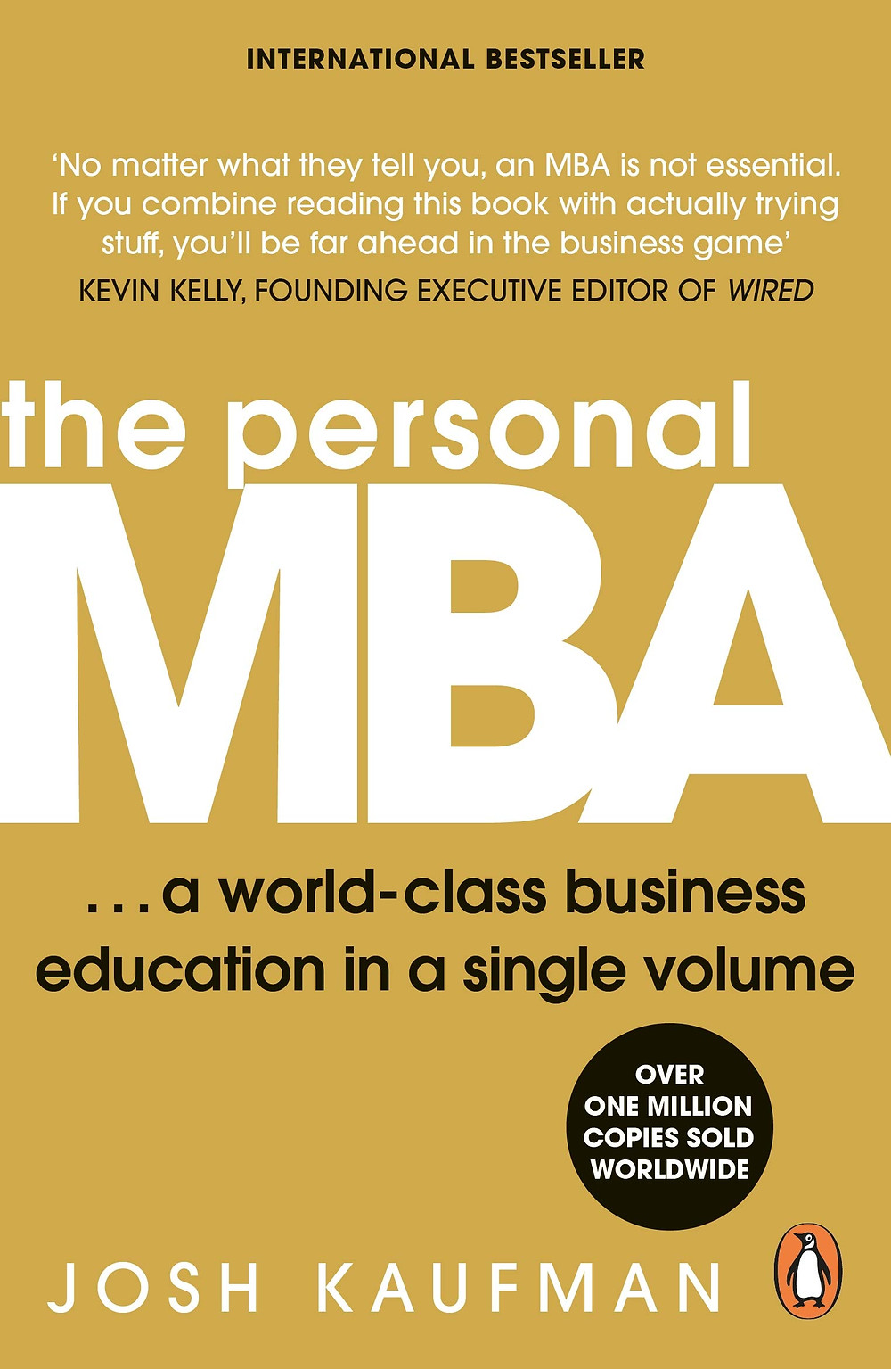 Book Cover: The Personal MBA