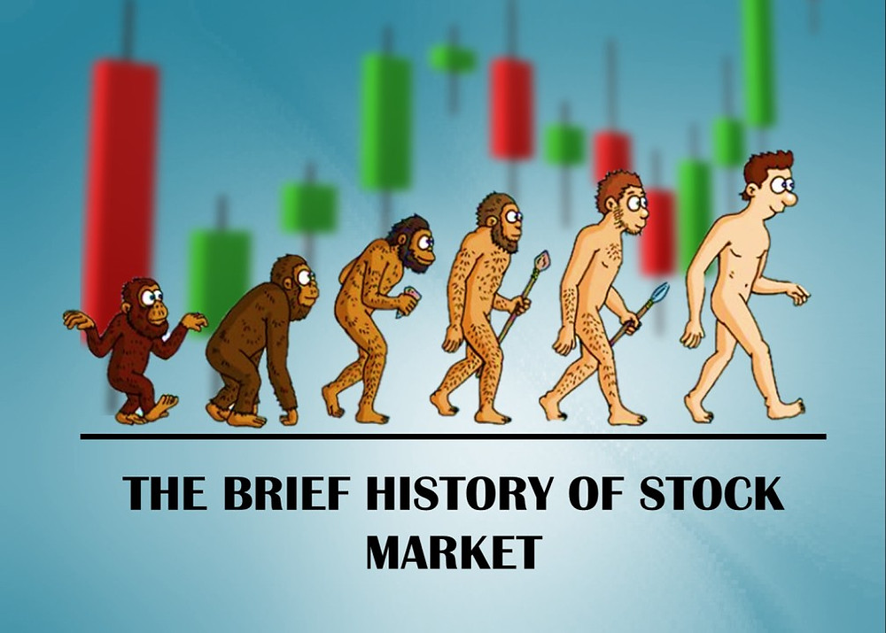 Brief history of the stock market