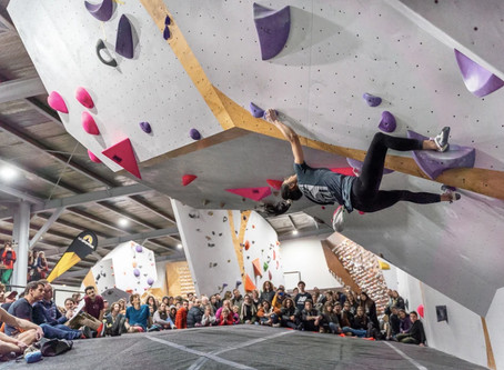 Climbing: To Compete Or Not To Compete?