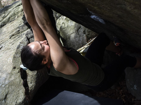 The Crux: Managing Mental Health in Life & Climbing