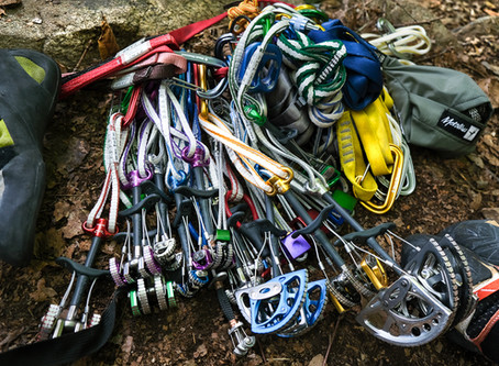 What Trad Climbing In The Gunks Taught Me