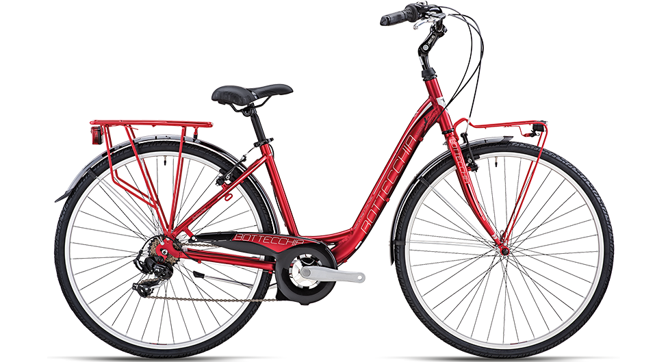 Bottecchia city bike 212 MONOTUBE TY 500 7S LADY