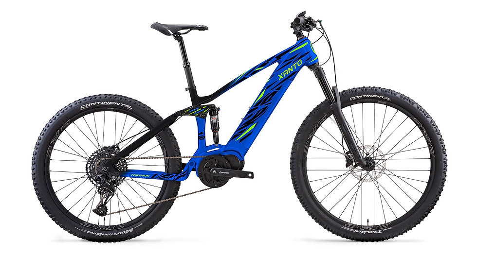 Torpado Xanto Z e-bike alluminio