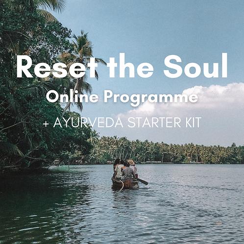 Reset the Soul ticket + kit