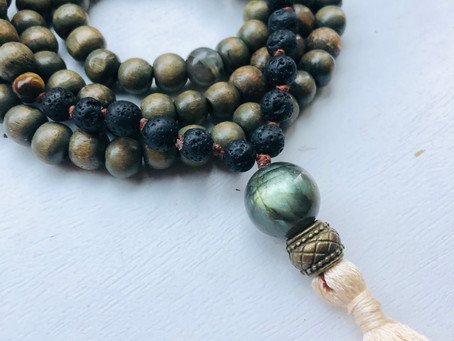 Quick guide to mala necklaces