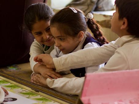 SBM Team Deliver Awareness Campaigns in 12 Baghdad Schools