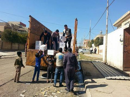 Urgent Appeal for Humanitarian Aid for Northeast Syria