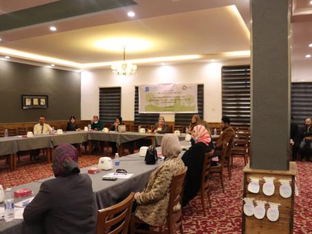 Workshop on Women Empowerment Through Ecotourism in Basra