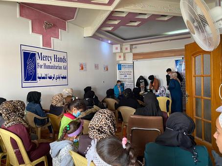 Raising Awareness on Gender Based Violence in Tel Kaif