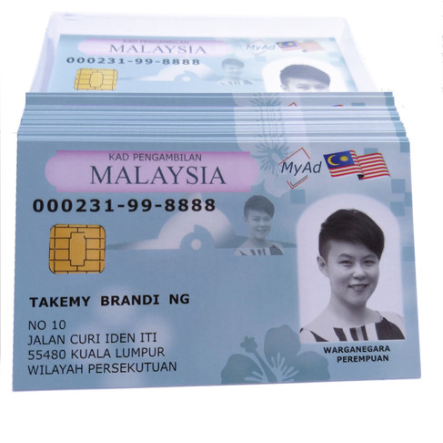 Take My Identity...Pretty Please!